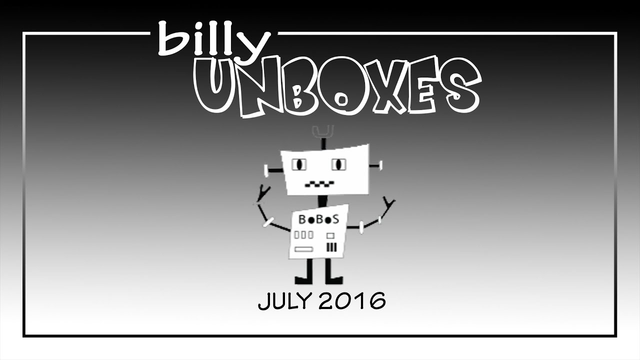 july 2016 big ol box of stuff bobos unboxing youtube. Black Bedroom Furniture Sets. Home Design Ideas