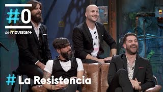 LA RESISTENCIA - Entrevista a Viva Suecia   #LaResistencia 01.10.2019