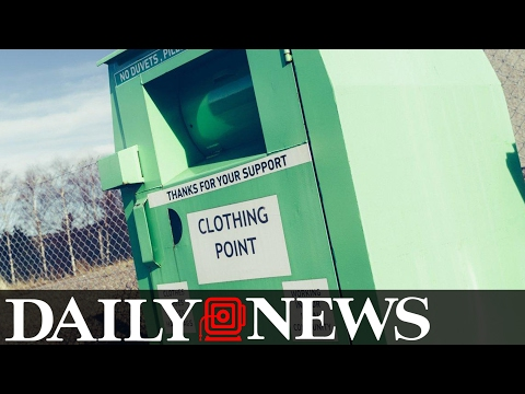Pennsylvania Woman Who Died After Getting Arm Stuck In Donation Bin Was Stealing