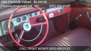 1964 Plymouth Valiant  for sale in Nationwide, NC 27603 at C #VNclassics