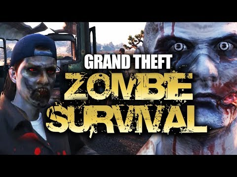 Die Apokalypse 🎮 GTA 5: ZOMBIE SURVIVAL