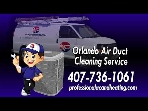 Orlando Air Duct Cleaning Service | AC Repair Orlando