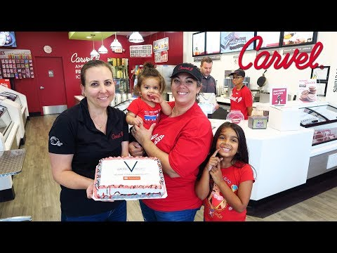Welcome To Carvel!