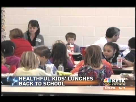 Send your kids back to school with 'brain food'