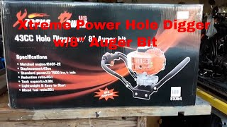 Video-Search for Power Auger