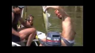 видео Отдых и рыбалка на Дону - Рыболовная база отдыха Рыба Зверь