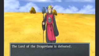 Dragon Quest VIII Playthrough - Part 287, Dragovian Trial 5, Darksteel Dragon