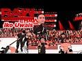 Iko Uwais Fight at WWE RAW Royal Rumble