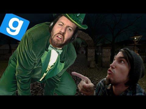 Wade is a Leprechaun! | Gmod Murder