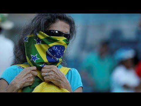 Латинская Америка — новый крупный очаг вспышки коронавируса