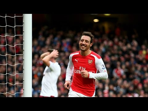 Santi Cazorla | The Spanish Magician