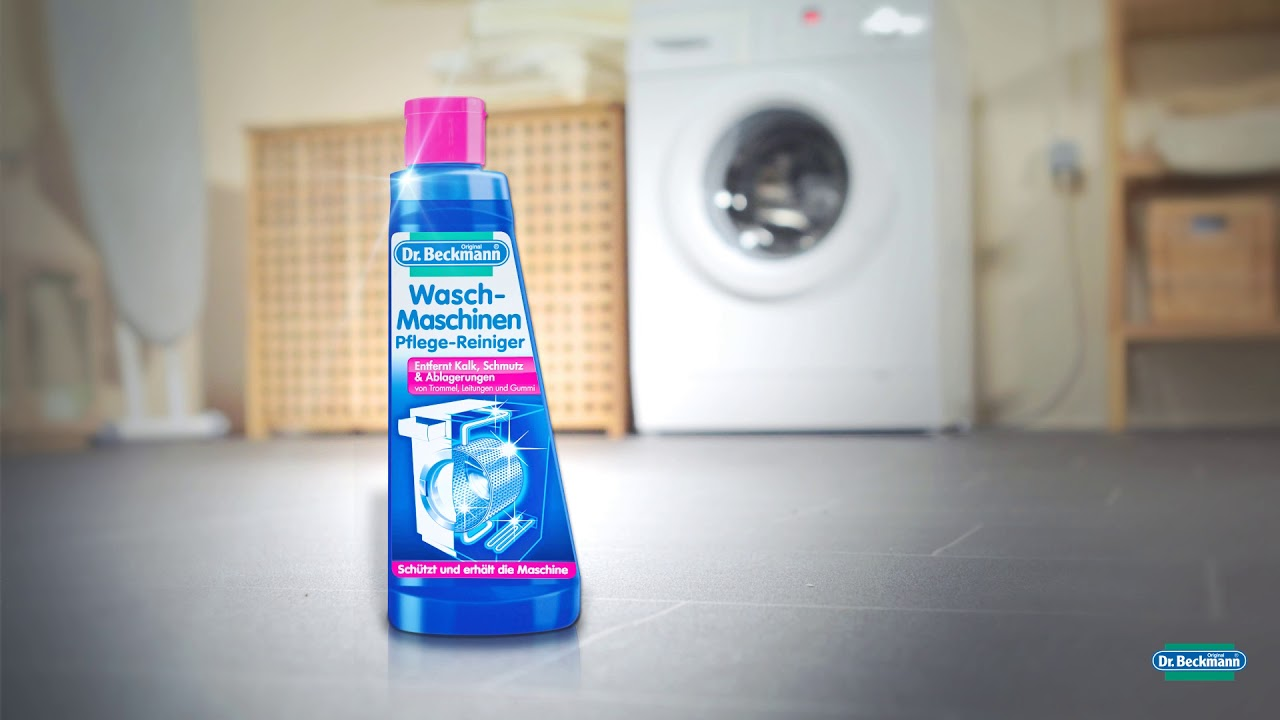 Dr.beckmann waschmaschinen pflege reiniger Препарат за почистване