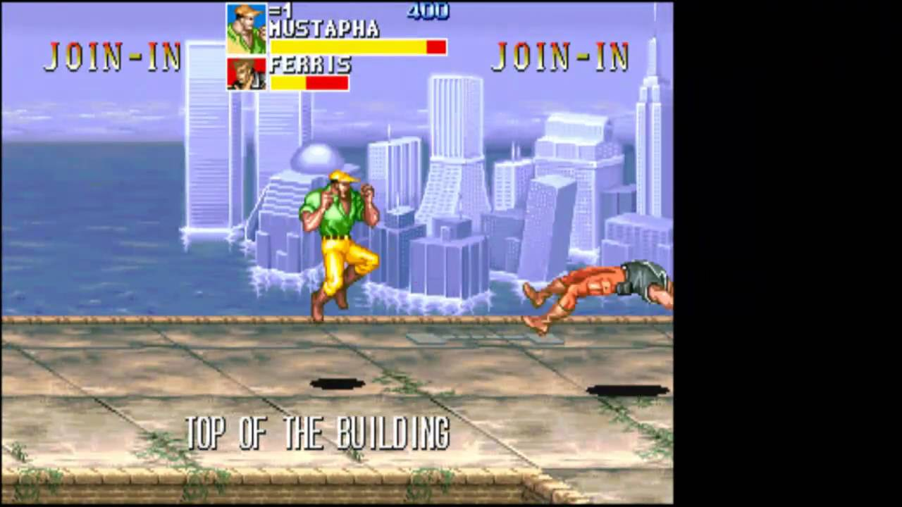 how to play cadillacs and dinosaurs on pc