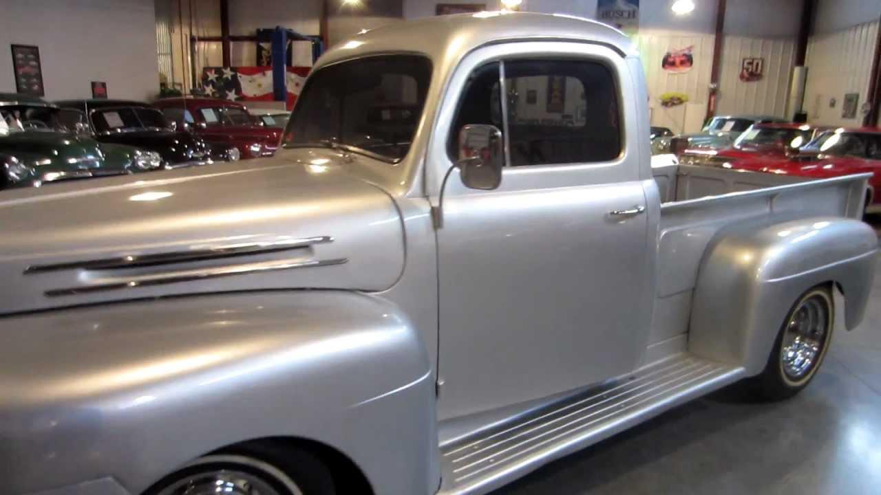 SOLD 1948 Ford F1 351 Windsor, For Sale, Passing Lane Motors ...