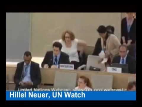 Neuer Tells UN Debate: \