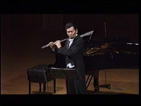 Debussy: Syrinx  (Kazumi Sato)