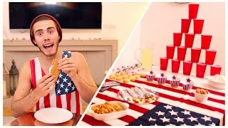 #ad | How To: Independence Day Party With Pointlessblog!