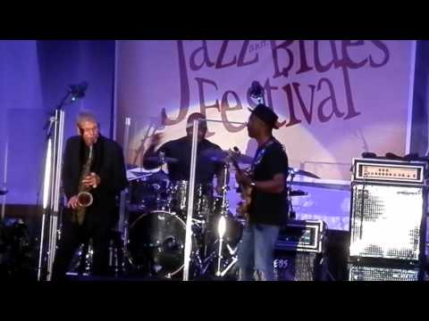 David Sanborn/Marcus Miller (LIVE) - 'Maputo' @ The John Coltrane Int'l Jazz/Blues Fest 2015