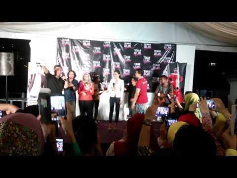 Rahsia - Ippo Hafiz feat Elizad, Ungku Ismail & Fara Fauzana