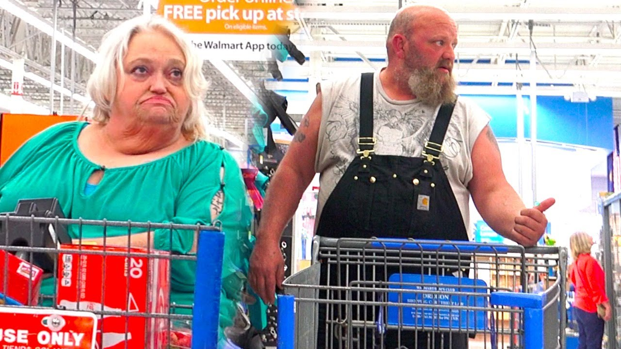 The Pooter Farting On People In Oregon At Walmart Funny People Of Walmart