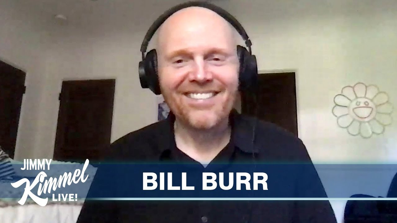 Bill Burr on New Baby & The King of Staten Island - YouTube