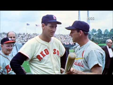 Stan Musial Tribute- career highlights, greatest plays, games.