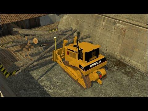Farming Simulator 2015 - Forestry on Bjornholm 012  