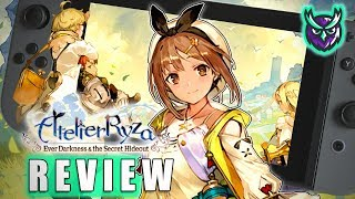 Atelier Ryza Switch Review - The Best Atelier Game? (Video Game Video Review)