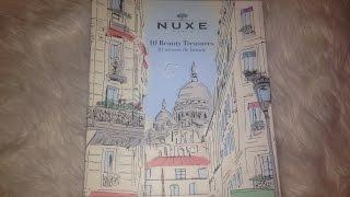 Подарочный набор Nuxe 10 Beauty Treasures Обзор + Идея для подарка