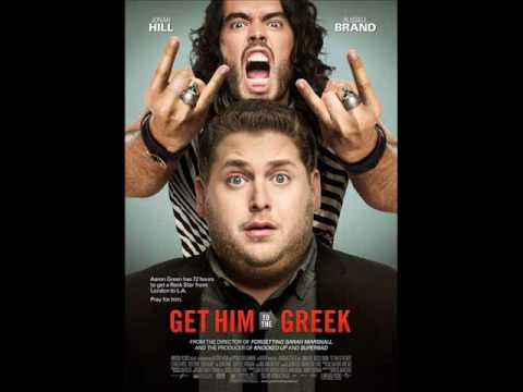 Get Him To The Greek Sound Track - Furry Walls (Jeffrey - Geoffrey)
