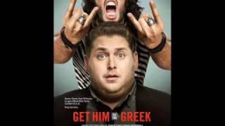 get him to the greek sound track furry walls jeffrey geoffrey