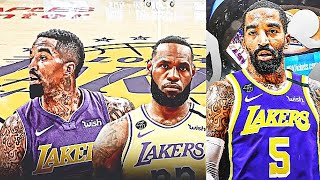 JR Smith Joining Lakers To Replace Avery Bradley Leaves NBA Season Return?