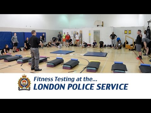 The Pin Test at the London Police Service