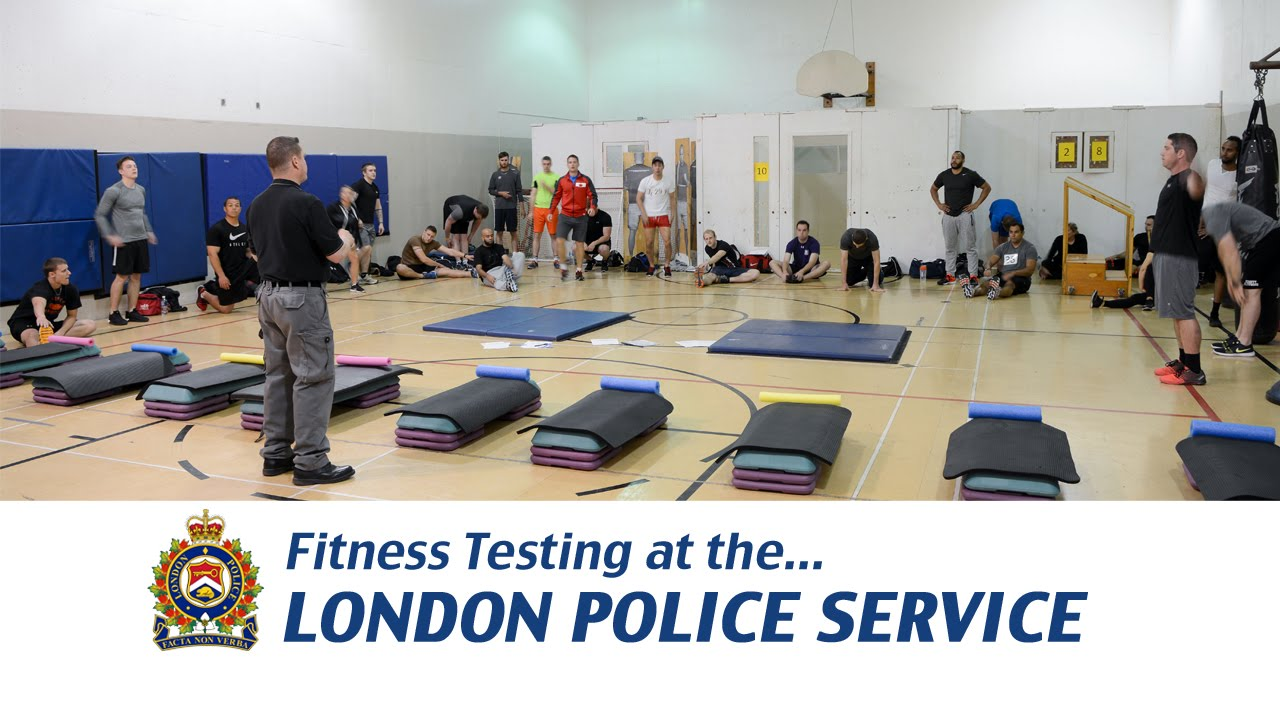 5b7502cd56d85 The Pin Test at the London Police Service - YouTube