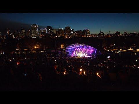 Edmonton Folk Music Festival 2018 Lineup Announcement
