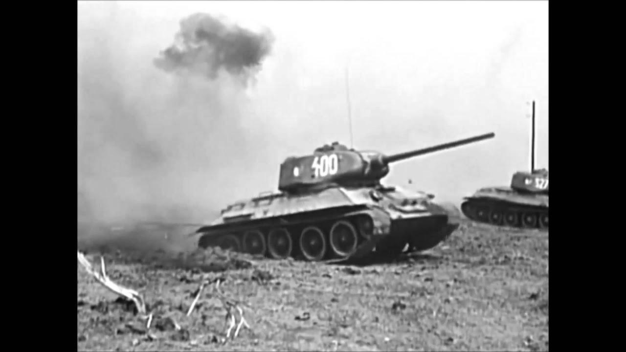 ww2 eastern front battle footage youtube