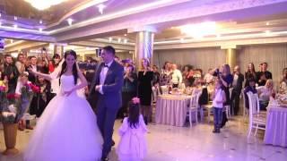 Свадебный осетинский танец Сослана и Зои .2014г