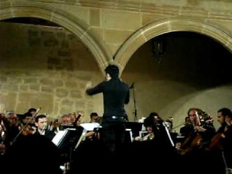 Festival de Úbeda 2010 - Spartacus Main Theme by  Arturo Diez Boscovich