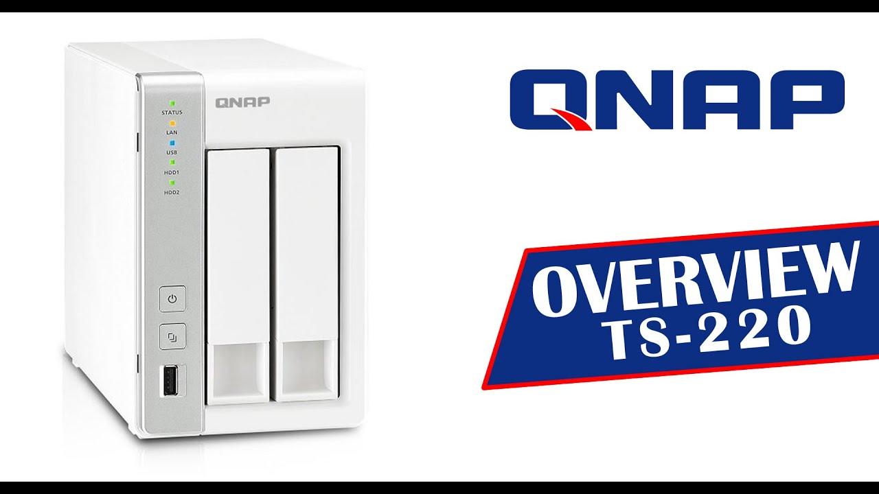 QNAP TS-220 TurboNAS QTS Drivers Update