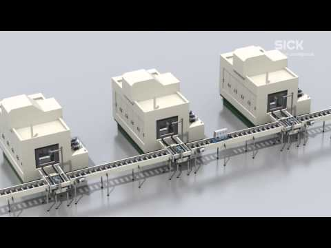 4Dpro: Production History - Decentralized Data Management | SICK AG