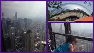 Vlogust 14th: We Take On Downtown Chicago!