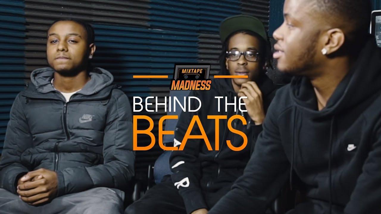 Behind The Beats Jm00 Kayman Bkay At Mixtapemadness Youtube