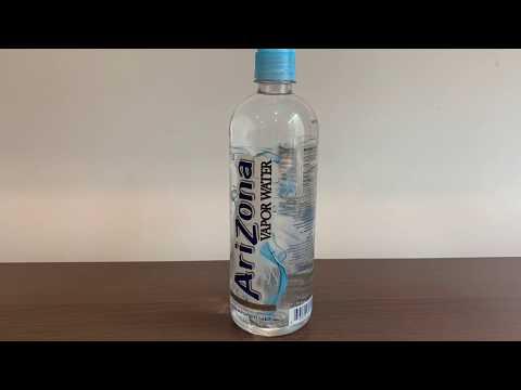Arizona Purified #Water Test - PH And TDS
