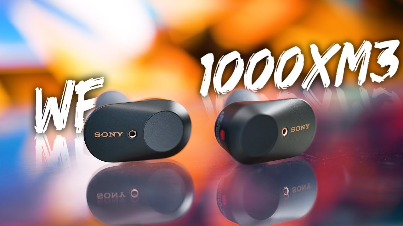 Download The Most Advanced Earbuds? Sony WF-1000XM3!