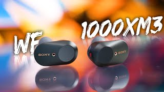 The Most Advanced Earbuds? Sony WF-1000XM3!
