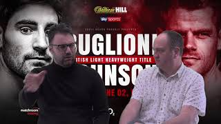 RING TALK - EPISODE 18 - GOODWIN BOXING - 21st March 2018