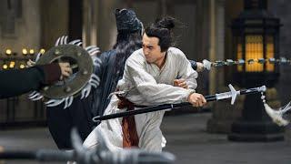 Third Master Fight Scene - Sword Master