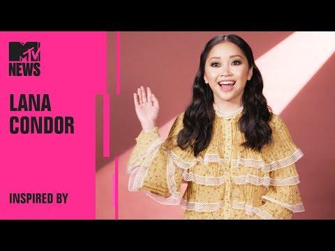 5 Things That Inspire Lana Condor | MTV News