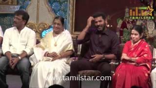 Chennaiyil Thiruviyaru Season 11 Inauguration