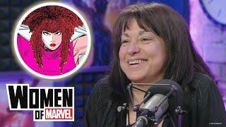 Meet The Legendary Creator of Famous Daredevil Foe Typhoid Mary | Women of Marvel